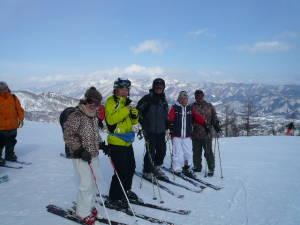 スキー同好会 (2)